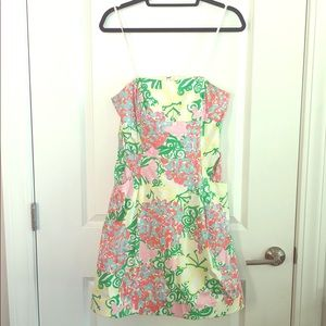 Lilly Pulitzer Blossom Dress   Size 8